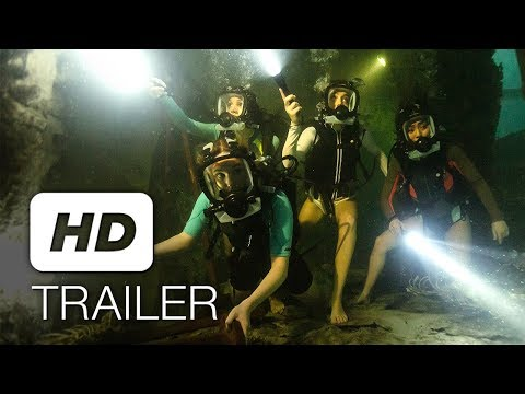 47 Meters Down: Uncaged - Official Trailer | Shark Movie