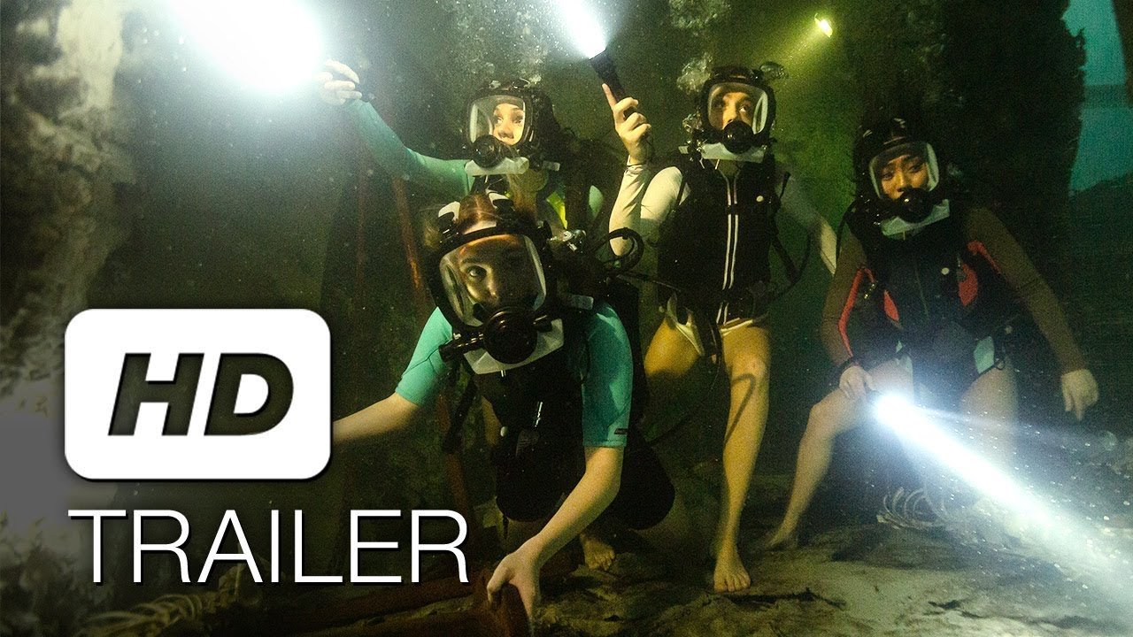 Download 47 Meters Down: Uncaged - Official Trailer   Shark Movie