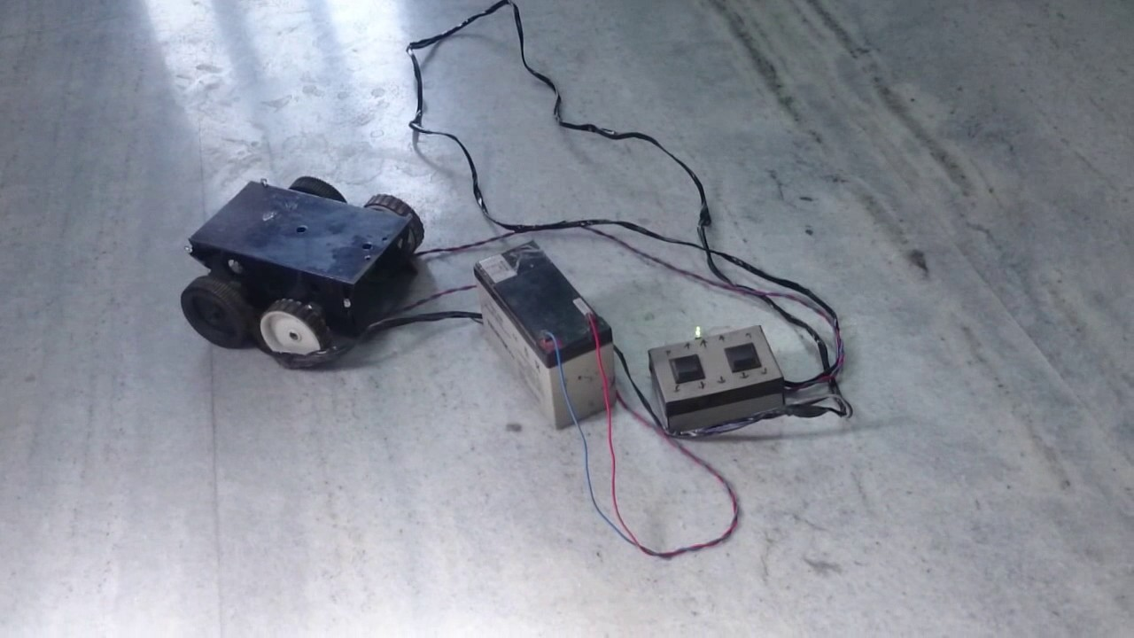 Make A Simple Rc Remote Controlled Robot Car Zuraiz Science