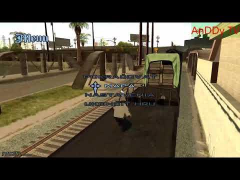 GTA San Anrea WTLS Twitch Edition :)