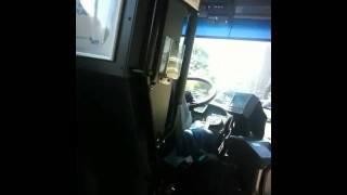Drôle de chauffeur de la STM (partie 1) Chauffeur de bus exemplaire !