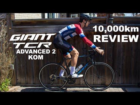 2020 Giant TCR Advanced 2 | 10,000 Kilometres Review