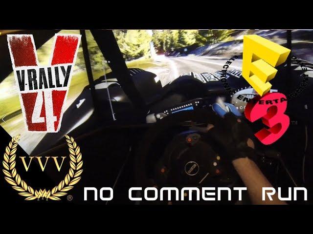 V Rally 4 Gameplay Short Hillclimb US no comment run