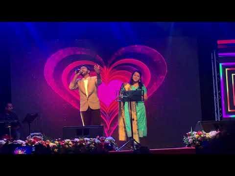 Theevandi | Jeevamshamayi | Harisankar K S | Live show | Dubai 2018 | Punarjani 2018