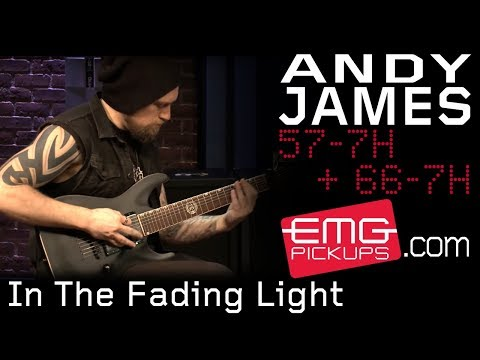 """Andy James Plays """"In The Fading Light"""" On EMGtv"""