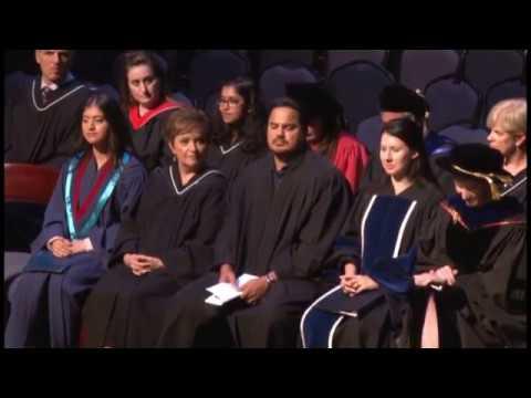 Sultan Akif Keynote Sheridan College Convocation 2018