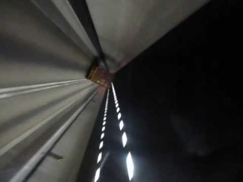 Journey Through Tai Lam Tunnel (大欖隧道)
