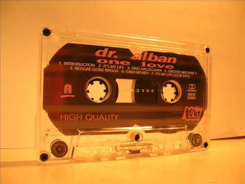Dr. Alban - album ''One love'' (HQ from casette)