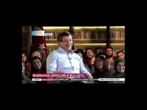 Başbakan Ahmet Davutoğlu'nun gülümseten anısı
