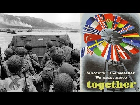 D-Day Set the Stage for the Rebirth and Reorganization of Global Capitalism