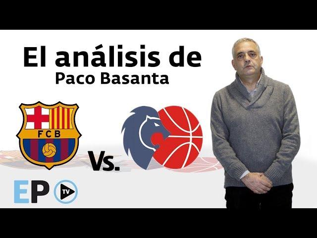 La previa de Paco Basanta del Barcelona Lassa - CB Breogán