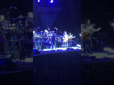 Dana McKenzie - SANTANA AND THE DOOBIE BROTHERS KICK OFF 'SUPERNATURAL NOW'TOUR