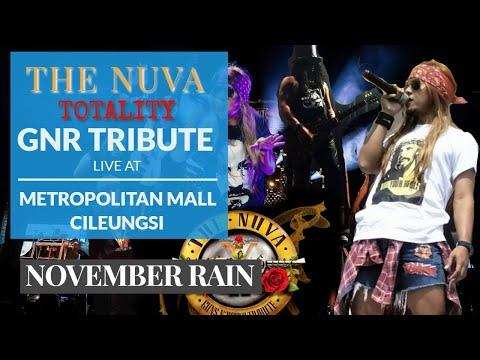 The Nuva - November Rain Tribute band  to Guns N' Roses Mp3