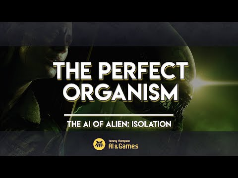 The AI of Alien: Isolation   AI and Games
