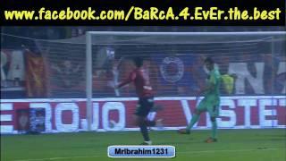 Osasuna (1) Vs (2) Barcelona All Goals || HD || JSC Sports HD2 ||