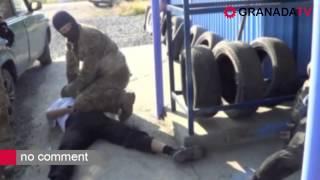 Сотрудники ФСБ задержали торговца взрывчаткой