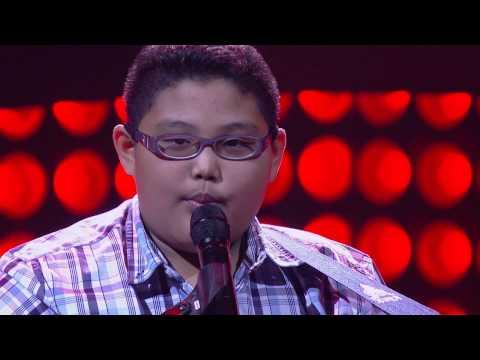 The Voice Kids Thailand - โจโจ้ - นกเขาไฟ - 8 Feb 2015