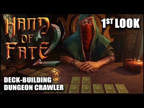 HAND OF FATE 2: Gameplay First Look - Building Upon Solid Foundations - Let's Play Pt 1