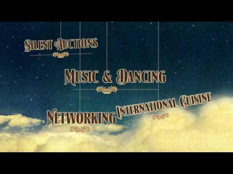 World Trade Soiree  Cirque Du Houston  Pre Event Marketing Video