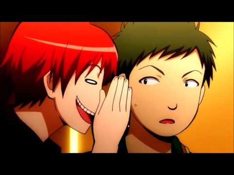 Assassination Classroom AMV Break The Rules nightcore