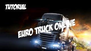 TUTORIAL - EURO TRUCK SIMULATOR 2 ONLINE (PIRATA)