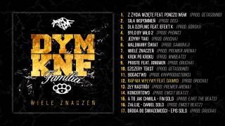 12. DYM KNF - Rap ma wpływy feat. Dawko (prod. Grucha)