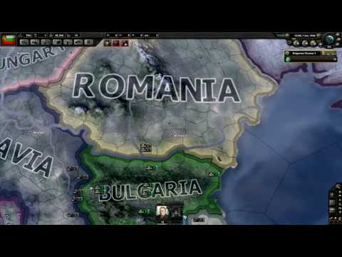 Нова Making History?Hearts Of Iron IV-Tutorial 1 (български)