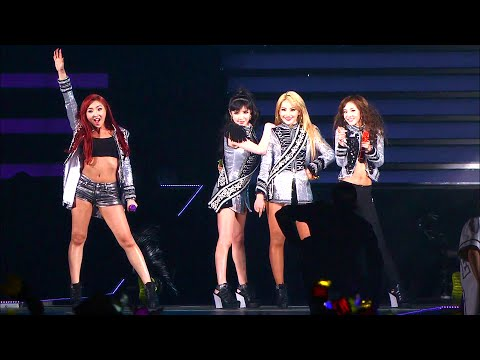 2NE1 - 'COME BACK HOME' + 'GOTTA BE YOU' LIVE PERFORMANCES