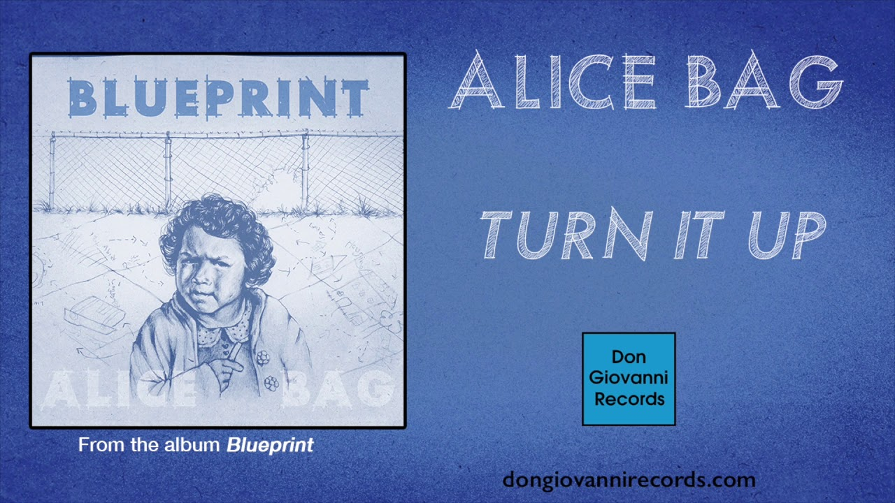 Alice bag turn it up official audio youtube did you know malvernweather Image collections