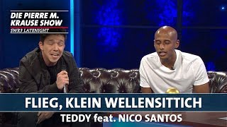 """Tedros Teclebrhan feat. Nico Santos – """"Flieg, klein Wellensittich"""""""