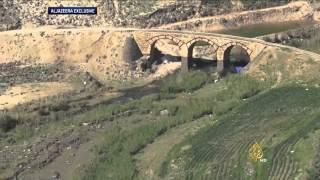 """معارك بين المعارضة السورية و""""المثنى"""" و""""لواء شهداء اليرموك"""""""