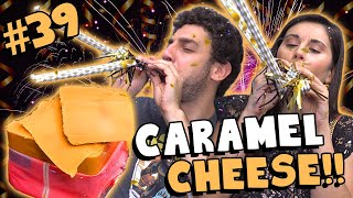 Cheese that Tastes like Caramel!! (Gjetost) - #39