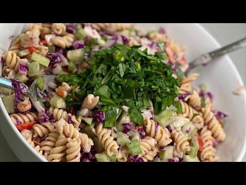 banza-rotini-pasta-salad