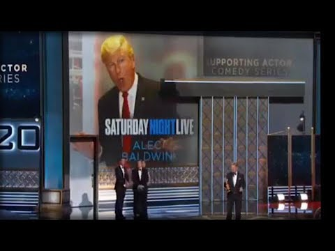 Thumbnail: RIGHT AFTER SNL WON FOUR EMMY'S FOR TRUMP-BASHING, EVERYONE NOTICED THIS WEIRD THING