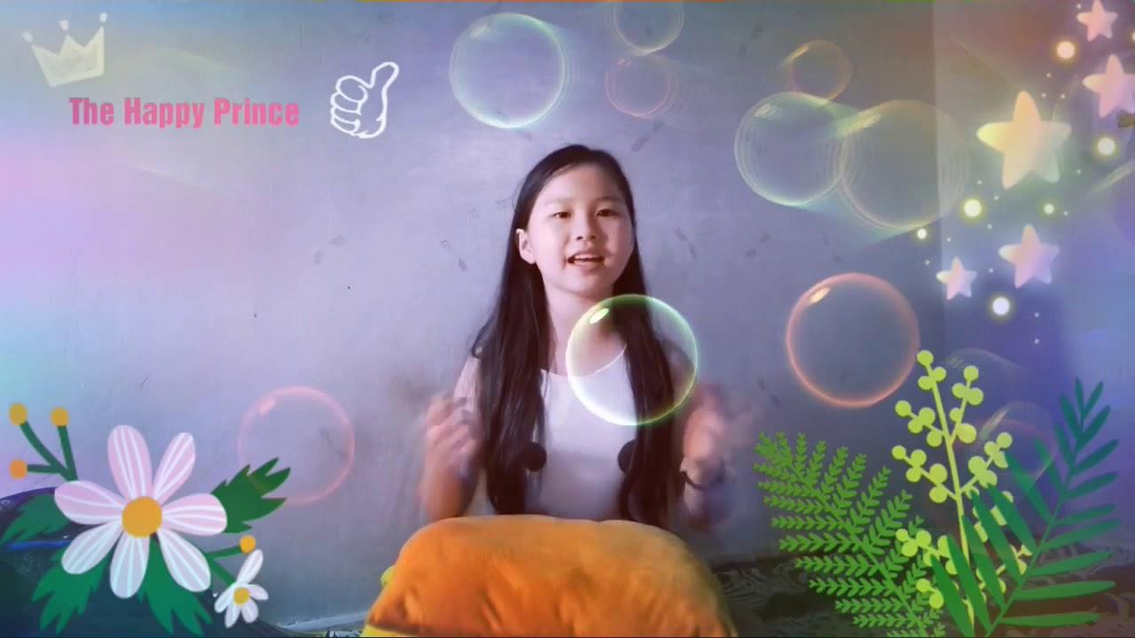 THE HAPPY PRINCE  Luyện nói Tiếng Anh bằng cách tập kể chuyện  English Fairy Tales  Nursery Rhymes