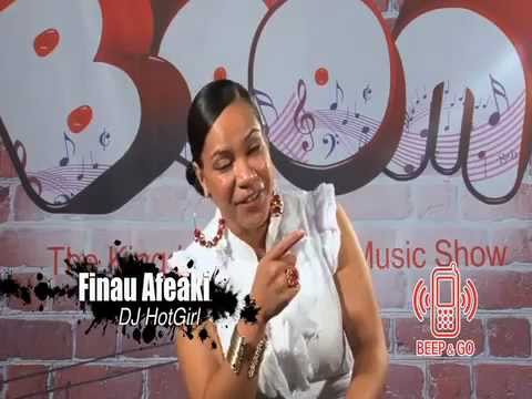 TONGA'S DIGI-BOOM 2012 EPISODE 2 part 3-DJ HOTGIRL