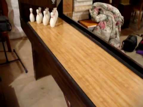 vintage bowling game eBay
