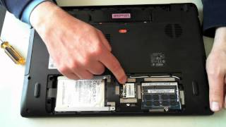 Upgrading a Acer Aspire 5750 Laptop