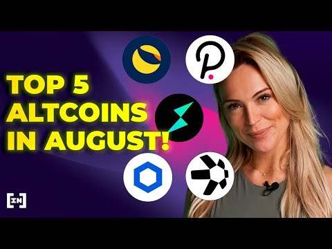 Top 5 Altcoins for August | DOT, LINK and Quant to Outperform Market?