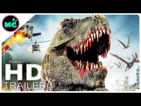 JURASSIC THUNDER Official Trailer (2020) Dino Horror