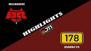 178 vs HellRaisers Playoffs Lower Bracket Dota Summit 11 Highlights 2019 Dota 2