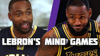 """I Went To A Black Ops Trainer"" Because of LeBron James 