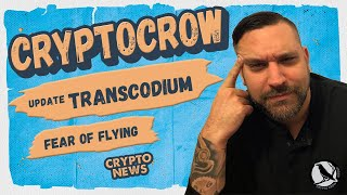 Crypto News - Transcodium Update - Fear Of Flying - Bankera Investigation