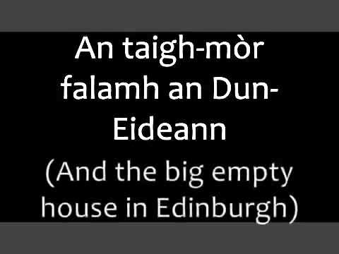 Runrig   Alba with Gaelic and English lyrics