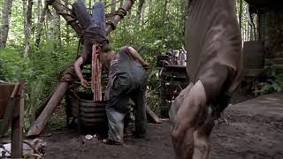 Wrong turn 2 best scene from Hollywood best action movies scene