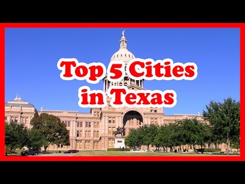 Top 5 Cities in Texas | US Travel Guide