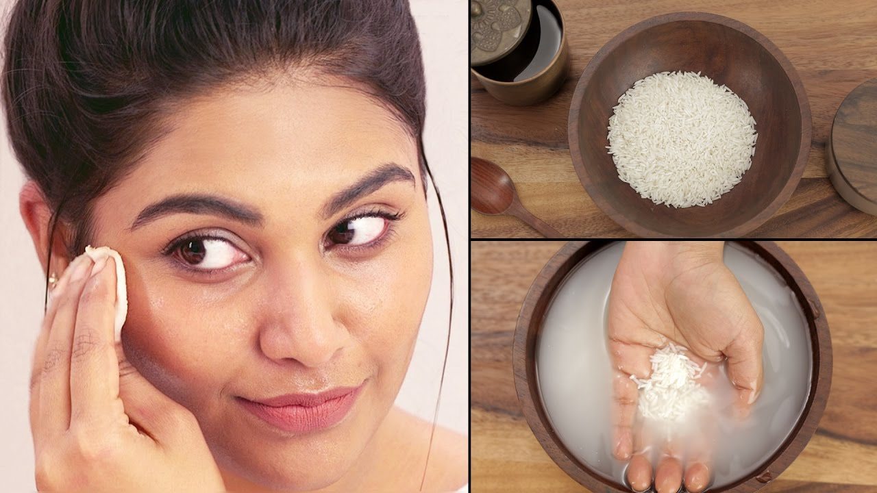 DIY Rice Water Home Remedy For Glowing Skin  Japanese Beauty Secrets