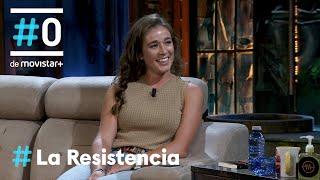 LA RESISTENCIA - Entrevista a Marta Ortega   #LaResistencia 16.09.2020