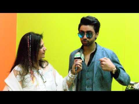 Interviewing Amanat Ali