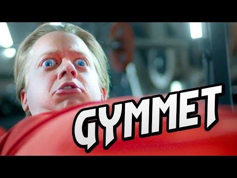 GYMMET - IJustWantToBeAGuy